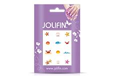 Jolifin Nailart Holiday Tattoo 6