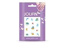 Jolifin Nailart Holiday Tattoo 7