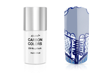 Jolifin Carbon Colors UV-Nagellack nude blue 11ml