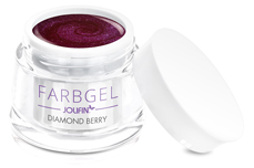 Jolifin Farbgel diamond berry 5ml