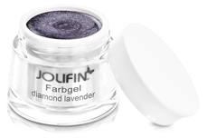 Jolifin Farbgel 4plus diamond lavender 5ml