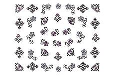 Jolifin Girlie Glitter Nailart Sticker 1