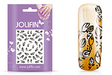 Jolifin Girlie Glitter Nailart Sticker 2