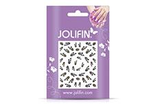 Jolifin Girlie Glitter Nailart Sticker 2