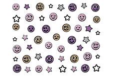 Jolifin Girlie Glitter Nailart Sticker 4