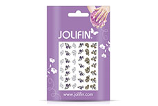 Jolifin Girlie Glitter Nailart Sticker 6