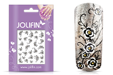 Jolifin Noble Nailart Sticker Nr. 1