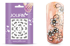 Jolifin Noble Nailart Sticker Nr. 9