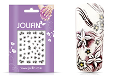 Jolifin Noble Nailart Sticker Nr. 10