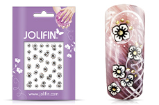Jolifin Noble Nailart Sticker Nr. 12