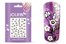 Jolifin Noble Nailart Sticker Nr. 18