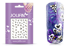Jolifin Noble Nailart Sticker Nr. 20