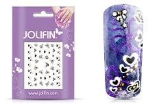 Jolifin Noble Nailart Sticker Nr. 20