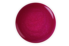 Jolifin Carbon Quick-Farbgel Thermo hot pink glitter 11ml