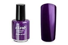 Jolifin ColorTech Nagellack purple grape 14ml