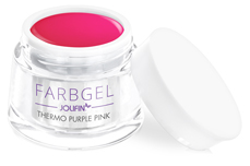 Jolifin Thermo Farbgel purple pink 5ml