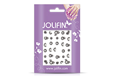 Jolifin Nailart Wedding Sticker Nr. 15