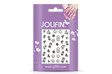 Jolifin Nailart Wedding Sticker Nr. 23