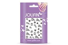 Jolifin Nailart Wedding Sticker Nr. 29