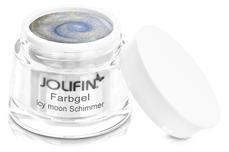 Jolifin Farbgel icy moon Schimmer 5ml