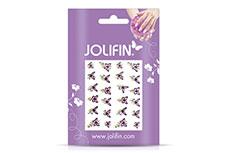 Jolifin Glitter Nailart Sticker 2