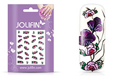 Jolifin Glitter Nailart Sticker 8