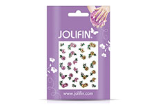 Jolifin Glitter Nailart Sticker 11