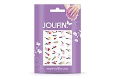 Jolifin Glitter Nailart Sticker 15