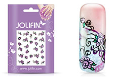 Jolifin Glitter Nailart Sticker 16