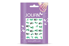 Jolifin Glitter Nailart Sticker 17