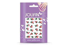 Jolifin Glitter Nailart Sticker 18