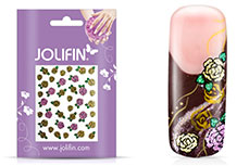 Jolifin Glitter Nailart Sticker 21