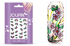 Jolifin Glitter Nailart Sticker 22