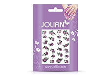 Jolifin Glitter Nailart Sticker 24