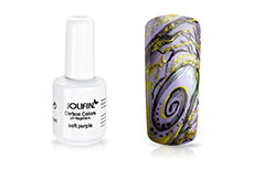 Jolifin Carbon Colors UV-Nagellack soft purple 11ml