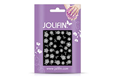 Jolifin Sparkling Crystal Nail-Sticker 11