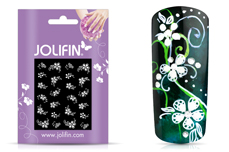Jolifin Sparkling Crystal Nail-Sticker 13