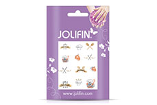 Jolifin sweet & tasty Nailart Tattoo 7