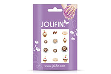 Jolifin sweet & tasty Nailart Tattoo 4