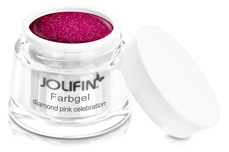 Jolifin Farbgel diamond pink celebration 5ml
