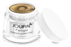 Jolifin Farbgel diamond golden river 5ml