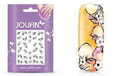 Jolifin Nailart Classic Dream Sticker Nr. 18