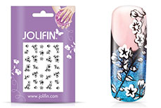 Jolifin Nailart Classic Dream Sticker Nr. 21