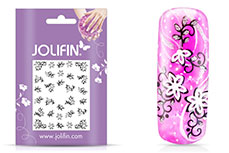 Jolifin Nailart Classic Dream Sticker Nr. 29