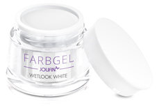 Jolifin Wetlook Farbgel white 5ml