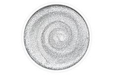 Jolifin Carbon Quick-Farbgel - silver Glimmer 14ml