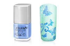 Jolifin Stamping-Lack jeans blue