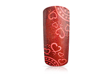 Jolifin Stamping-Lack - coral 12ml
