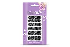 Jolifin Fullcover Nailartsticker 11