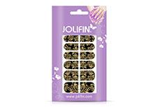 Jolifin Fullcover Nailartsticker 12